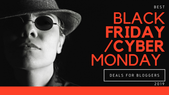 black friday / cyber monday deals 2019