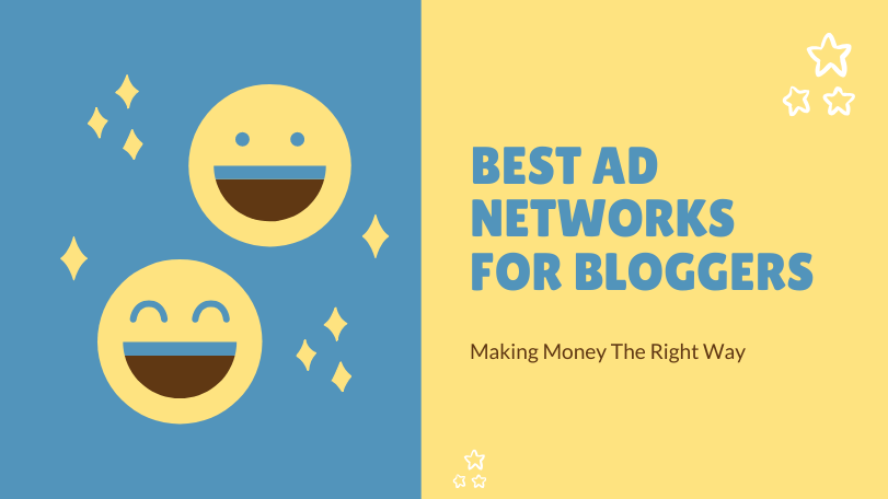 best ad network for bloggers